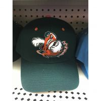 Zephyr University of Miami Strapback Hat