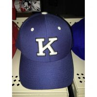 "Zephyr Blue University of Kentucky ""K"" Hat"