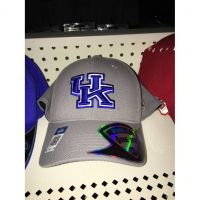 Gray University of Kentucky Memory Foam Hat