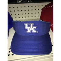 Blue University of Kentucky Visor