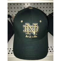 Notre Dame Zephyr Fitted Cap