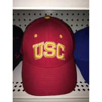 Zephyr Red USC Hat