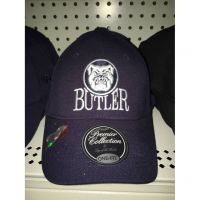 Top of the World One-Fit Navy Blue Butler Cap