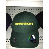 Top of the World Memory Fit Oregon Hat