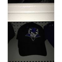 Zephyr Black Duke Blue Devils Hat