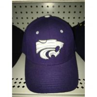 Kansas State  Zephyr Fitted Cap