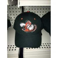 Zephyr University of Miami Fitted Hat