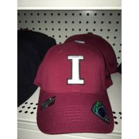 Top of the One-Fit Indiana Hat