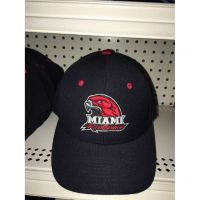 Miami (Oh) Zephyr Fitted Logon Cap