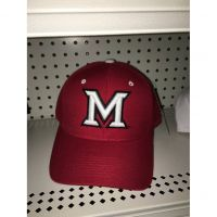 "Zephyr Red Miami (OH) ""M"" Hat"