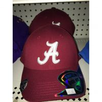 "Top of the World One-Fit Alabama ""A"" Hat"