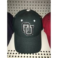 "Ohio University ""OU"" Zephyr Fitted Cap"
