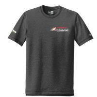 Motorsports Country Club Sueded Cotton Blend Crew Tee