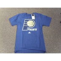 Adidas Blue Indiana Pacers Tee Shirt