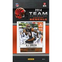 Panini 2014 Bengals Collectible Team Pack