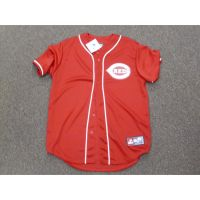Majestic Red Alternate Jersey