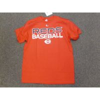"Majestic Red ""Reds Baseball"" Tee"