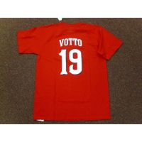 Red Votto 19 Tee Shirt