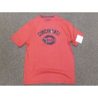 Red Cincinnati Reds Circle Top Tee
