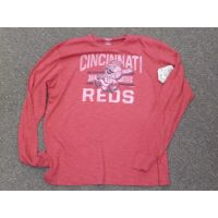Red 1869 Mr. Redlegs Long Sleeve Tee