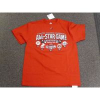 Majestic Red All Star Game History Tee