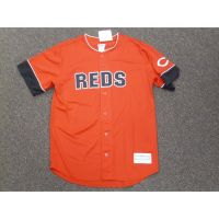 Red Joey Votto 19 Jersey