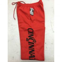 Majestic Red Cincinnati Bearcats Sweatpants