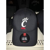 Under Armour Black Cincinnati Bearcats Hat