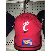 Fan Favorite Red Cincinnati Bearcats Youth Hat